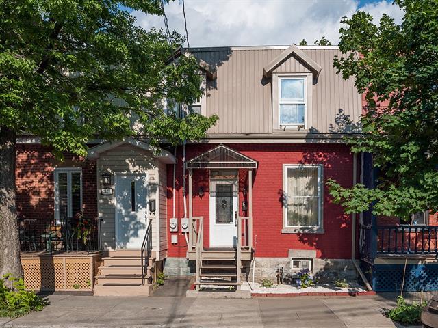 Maison à étages,  2128  Rue de Paris,   Le Sud-Ouest (Montréal),  H3K 1V1