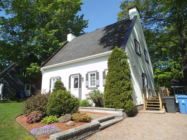 Maison à étages,  4460  Rue de la Promenade-des-Soeurs,   Sainte-Foy/Sillery/Cap-Rouge (Québec),  G1Y 2V3