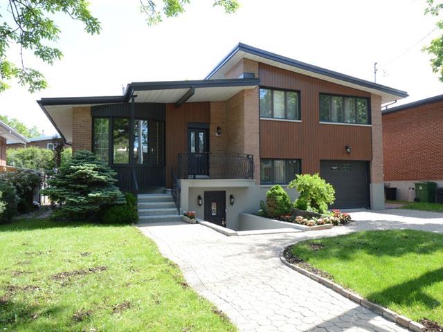 Maison à paliers multiples,  11795  Rue Pasteur,   Ahuntsic-Cartierville (Montréal),  H3M 2P4