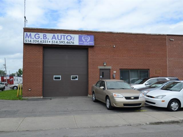 Bâtisse commerciale/Bureau,  10461  Av. Pigeon,   Montréal-Nord (Montréal),  H1G 5T6