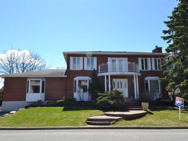 Maison à étages,  2110  Rue Louis-Giard,   Vimont (Laval),  H7M 6C7