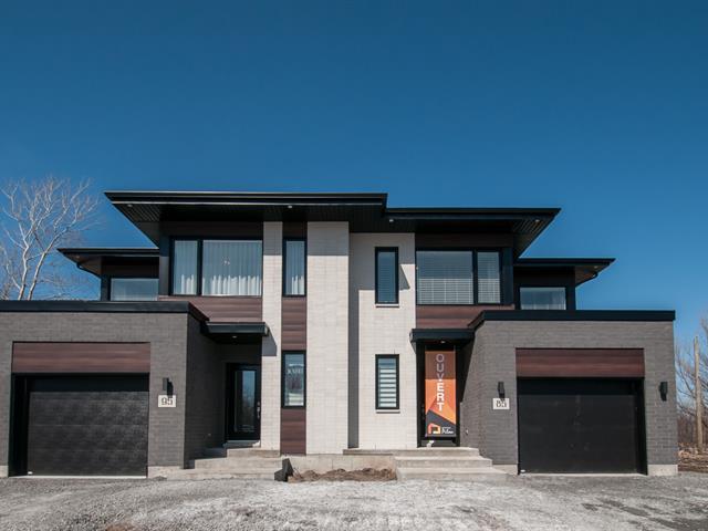 Maison à étages,  65  Rue du Damier-Argenté,   La Prairie,  J5R 0H8