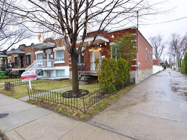 Maison de plain-pied,  2715  Boul. Lapointe,   Mercier/Hochelaga-Maisonneuve (Montréal),  H1L 5L9