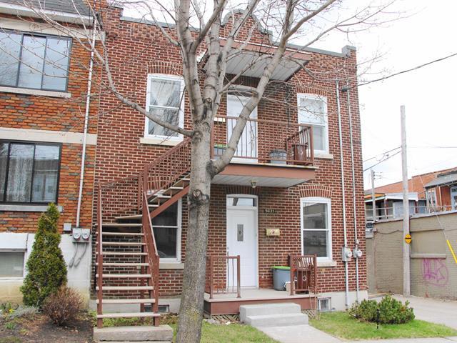 Duplex, 5621 5623 18e Avenue,   Rosemont/La Petite-Patrie (Montréal),  H1X 2P6