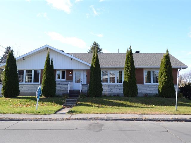 Maison de plain-pied,  189  Rue St-Charles,   Salaberry-de-Valleyfield,  J6S 4A5