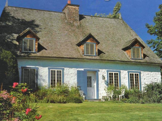 Maison à un étage et demi,  556  Ch. Royal,   Saint-Laurent-de-l''Île-d''Orléans,  G0A 3Z0