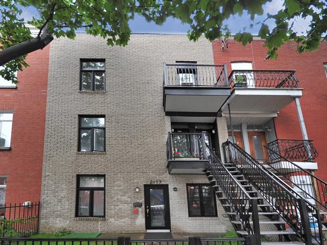 Appartement,  2099  Av. Bourbonnière,   Mercier/Hochelaga-Maisonneuve (Montréal),  H1W 3P2