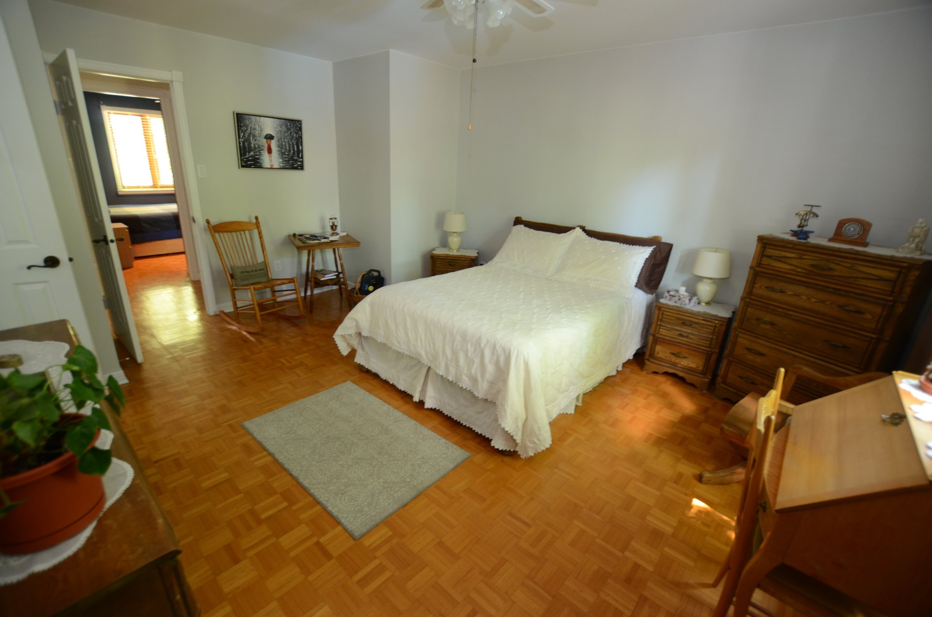Chambre � coucher principale
