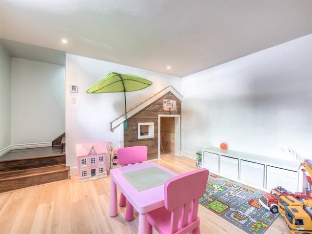 Maison à étages Bedford - Ville
