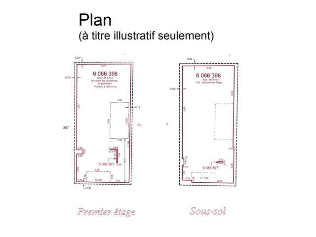 Plan (croquis)